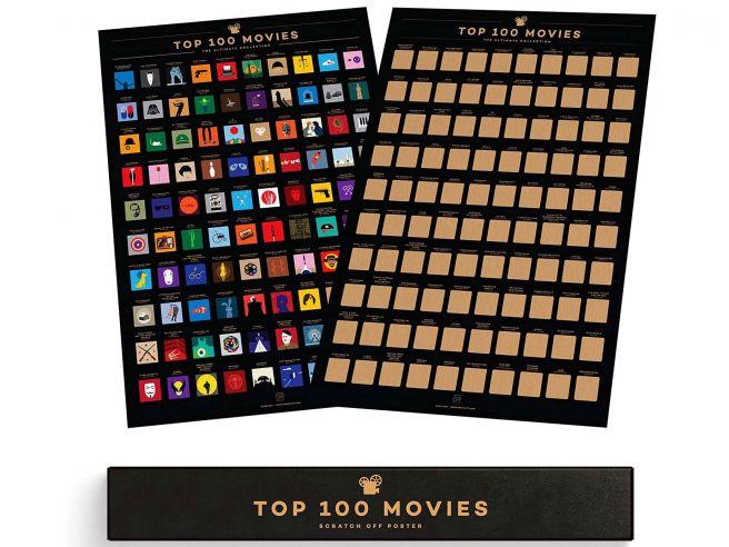 100 Filme Rubbel-Poster
