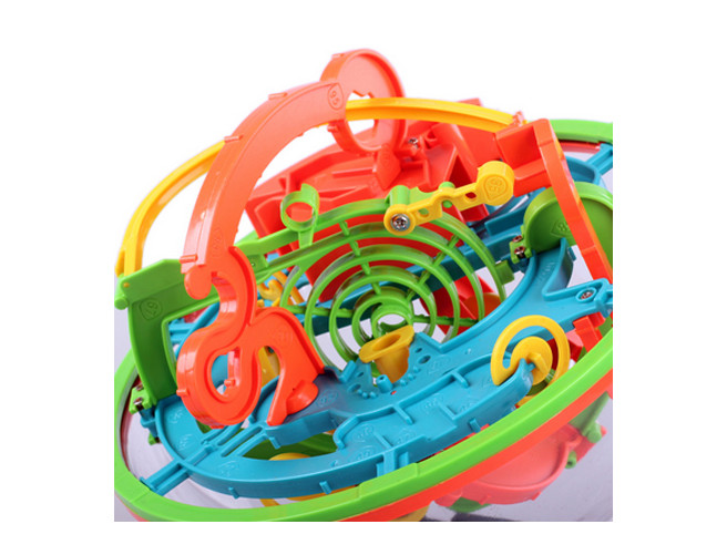 3D Puzzlelabyrinth