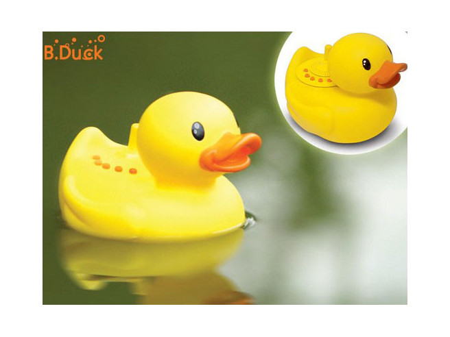 B.Duck Badradio
