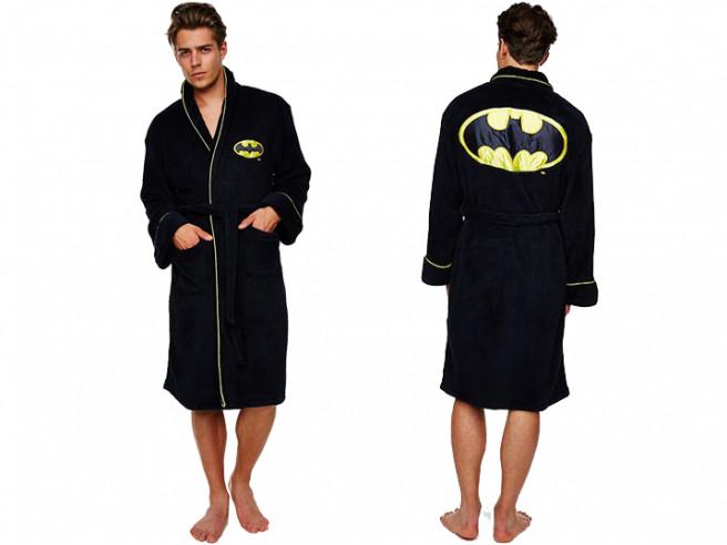 Peignoir Batman