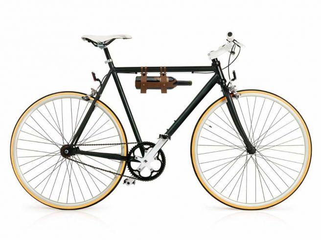 Fahrrad-Weinflaschenhalter