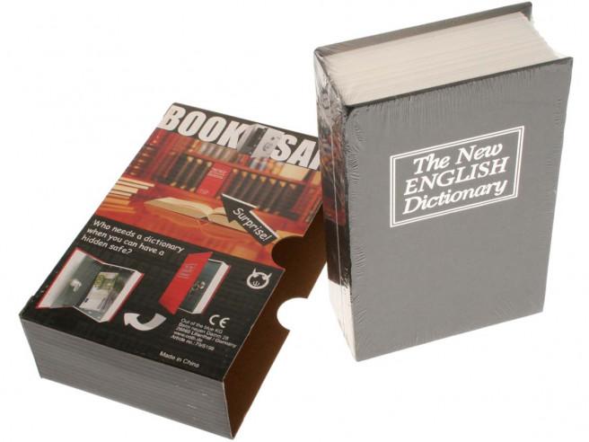 Book Safe - Boek Kluis