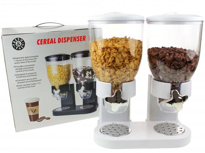 Cerealien- und Cornflakes-Spender
