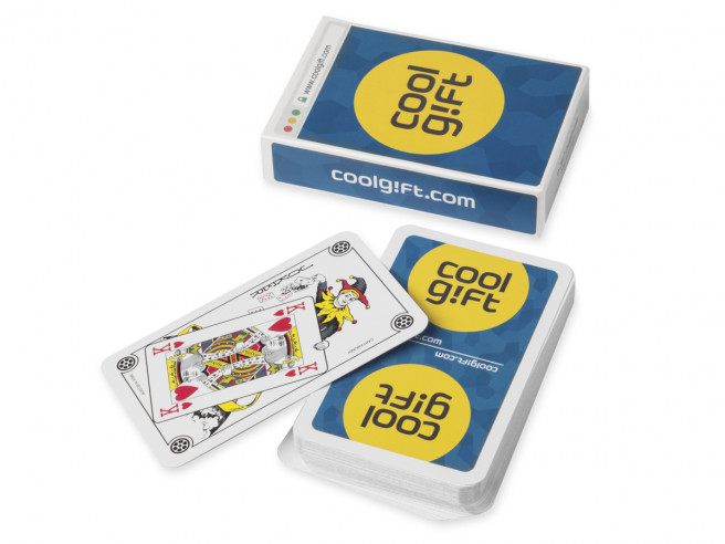 Coolgift Speelkaarten (10 sets)