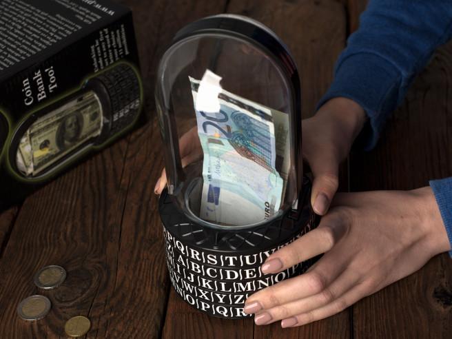 Cryptex Puzzle Pod Cadeau