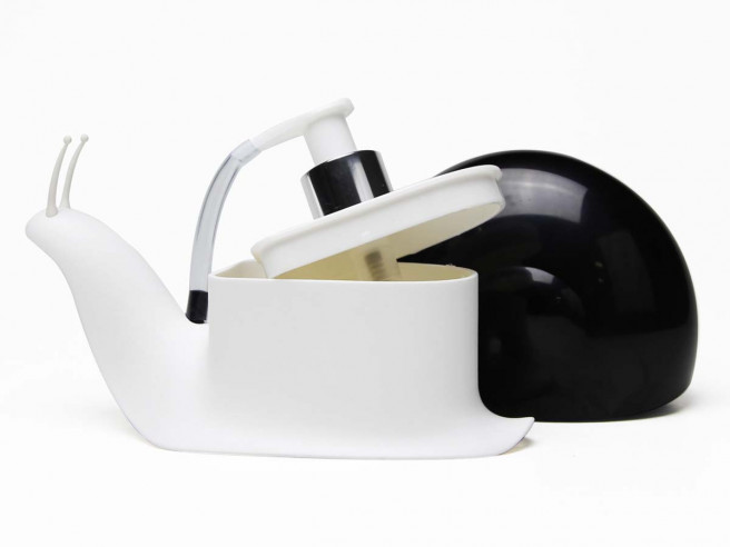 Snail Soap Dispenser