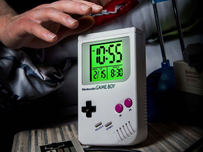 Game Boy Wekker