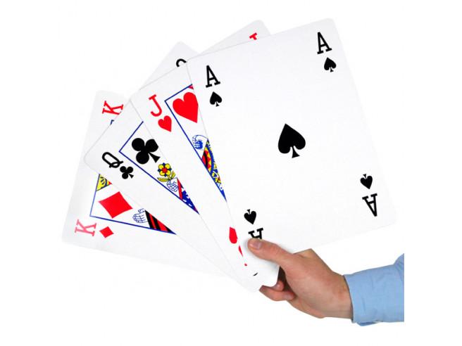 Grote Speelkaarten