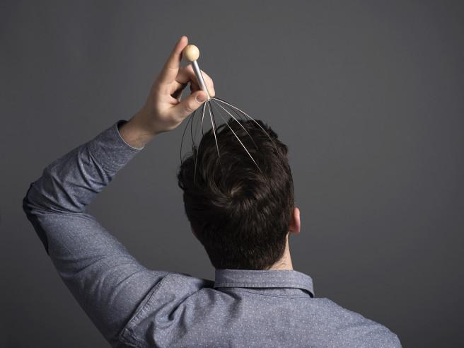 Appareil de Massage de Tête