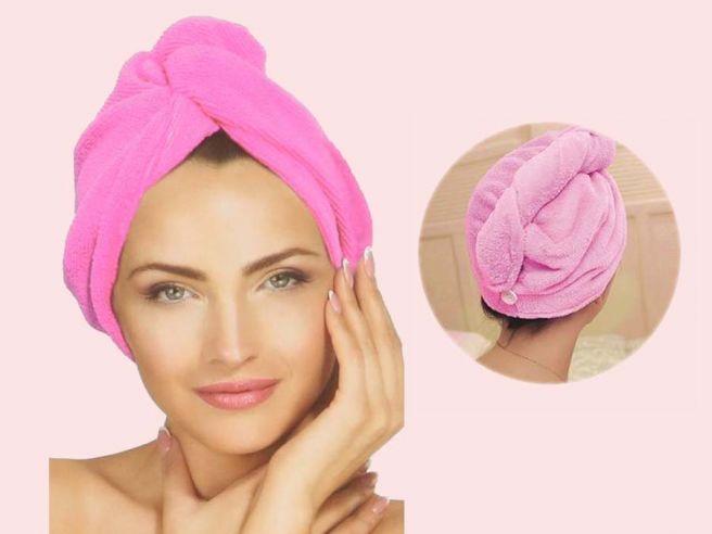 Handdoek Twister (x2)