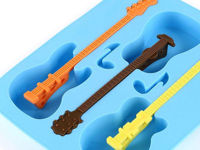 Eiswürfel Gitarre