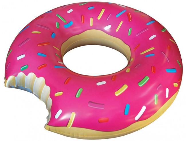 Donut Gonflable 122 cm