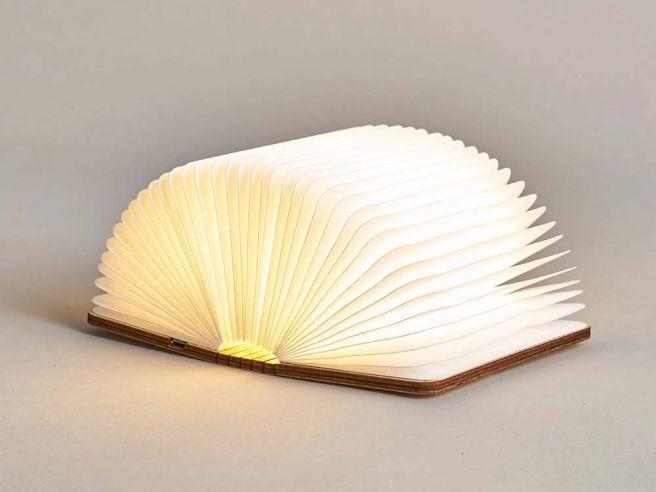 Opvouwbare LED-Boeklamp