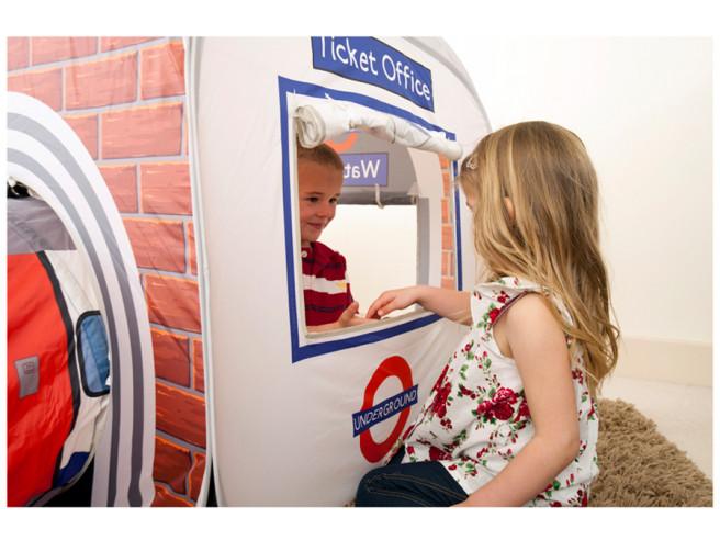 London Underground Speeltent