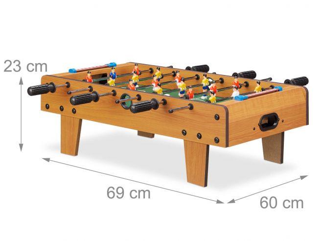 Mini Tafelvoetbal (18 spelers)