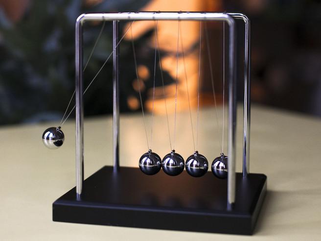 Newton Kinetic Balls