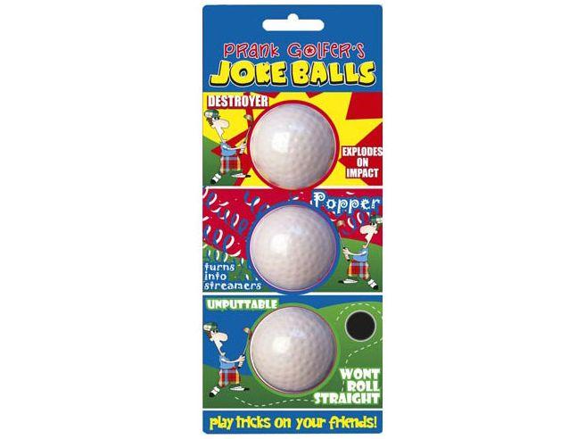 Fop Golfballen