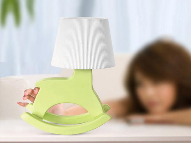 Lampe de Chevet Troyenne