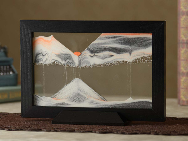 Sand Picture Art
