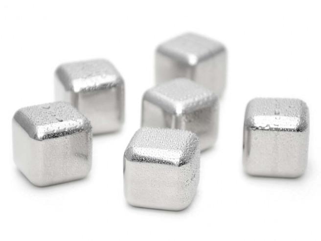 Steel Ice Rocks
