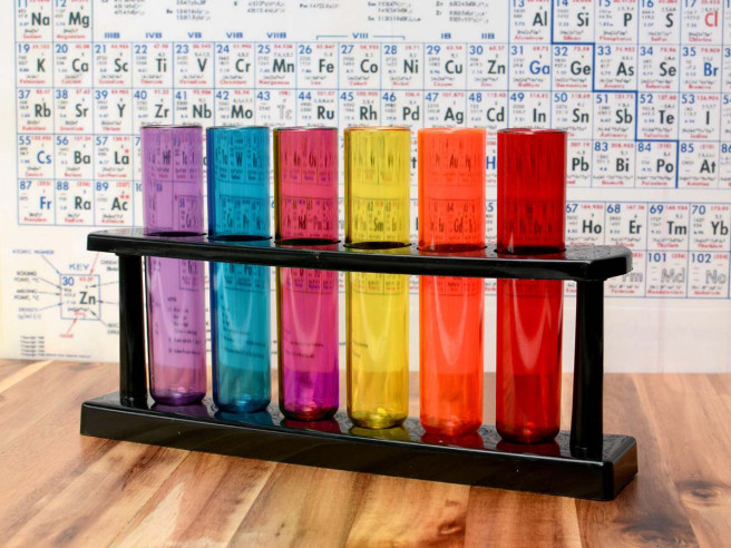Test Tube Shooters