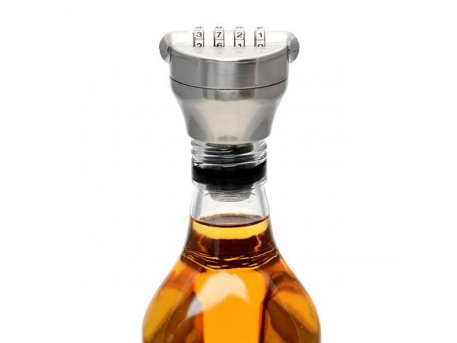 Bouchon Cadenas Sécurisé Bottle Lock