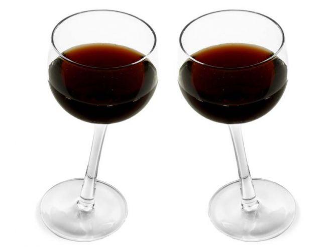 Tipsy Wijnglazen (2 stuks)