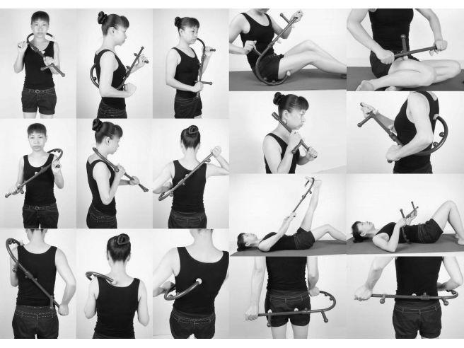 Triggerpunkt-Massagegerät