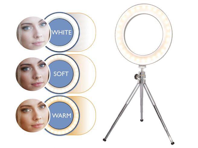 Video Ring Light Tripod