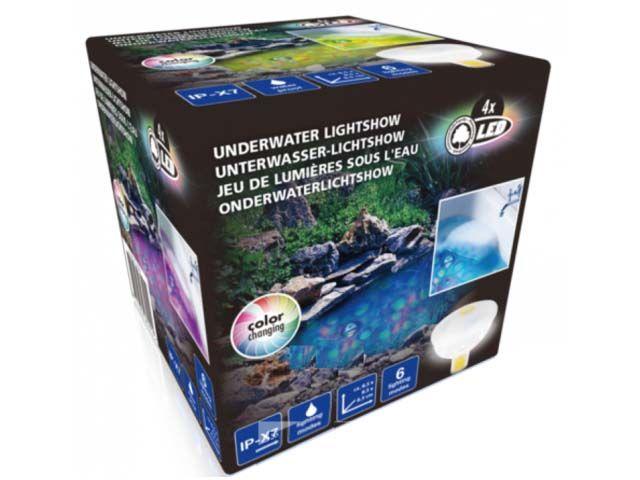 Spectacle Lumineux sous eau