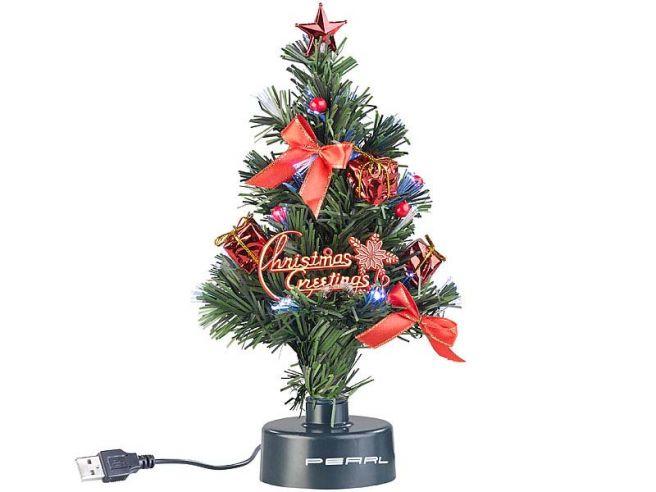 USB LED-Weihnachtsbaum