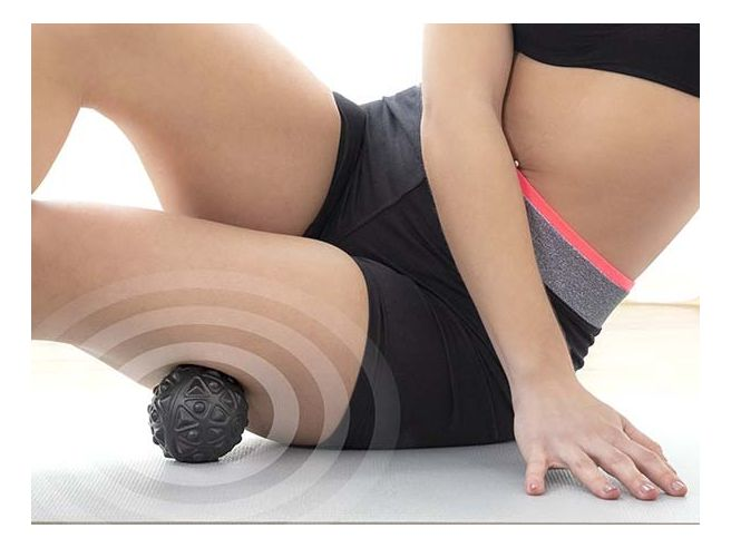 Vibrerende Massagebal