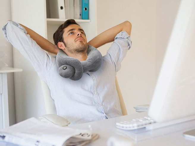 Vibrerend Nek Massagekussen