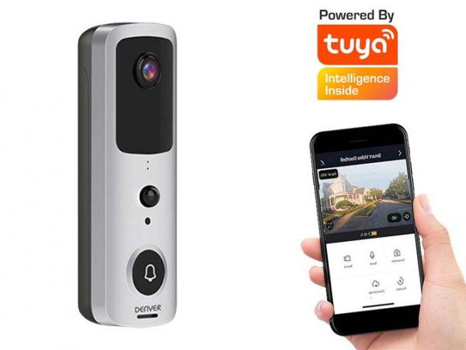 Tuya Deurbel met Camera