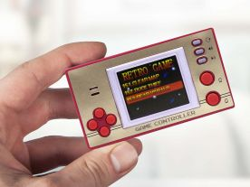 Retro Arcade Games Mini Console