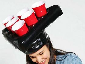 Beer Pong Hoed (2x)
