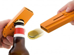 Cap Zappa Bottle Opener
