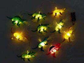 Lichtsnoer Dinosaurus