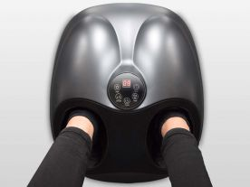 Shiatsu Heated Foot Massager