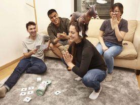 Geitenyoga Partyspel