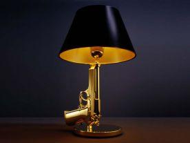 Lampe Golden Gun