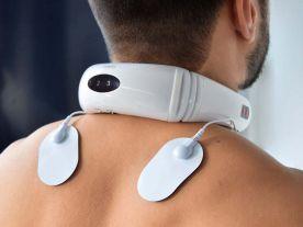 Elektrisches Puls-Nackenmassagegerät
