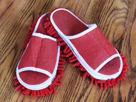 Sweeping Slippers