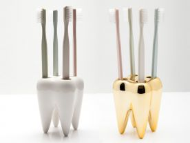 Tand Keramische Tandenborstelhouder