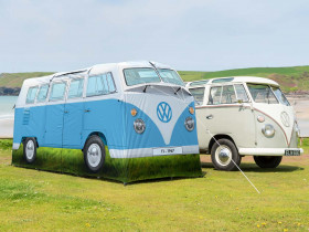 VW Camperbus Tent
